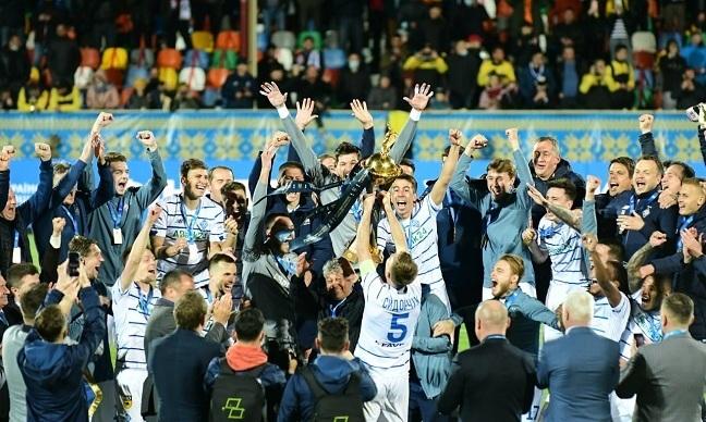Динамо выиграло Кубок, отставка Шарана, Ливерпуль сильнее МЮ. Главные новости за 13 мая