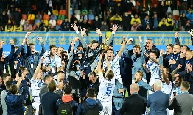 Ковалец: Динамо было сильнее и заслужило положить золотые медали в Кубок