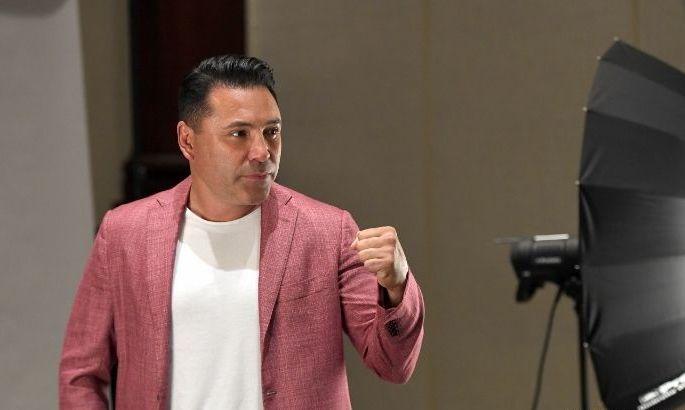 Де Ла Хойя возобновит карьеру в сентябре