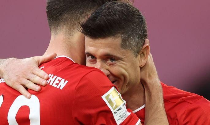 Румменигге – о продаже Левандовского: Кто отпустит футболиста, который забивает по 60 голов за сезон?