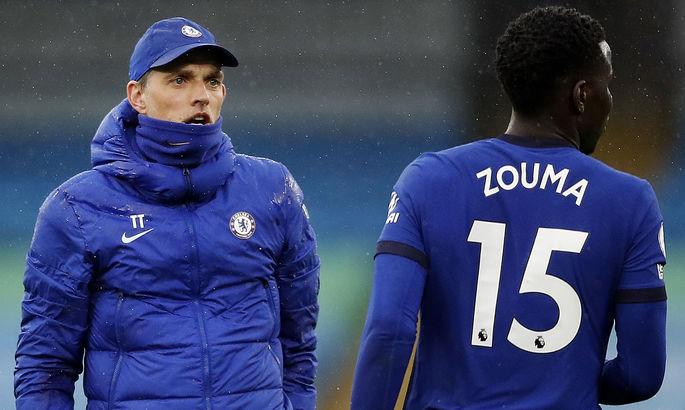 """Тухель считает, что в """"привозе"""" в матче с Арсеналом больше виноват защитник Челси, а не Жоржиньо"""