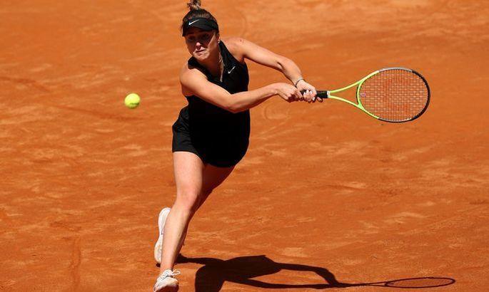 Світоліна грає з чемпіонкою Ролан Гаррос в 1/4 фіналу турніру в Римі. Текстова трансляція матчу