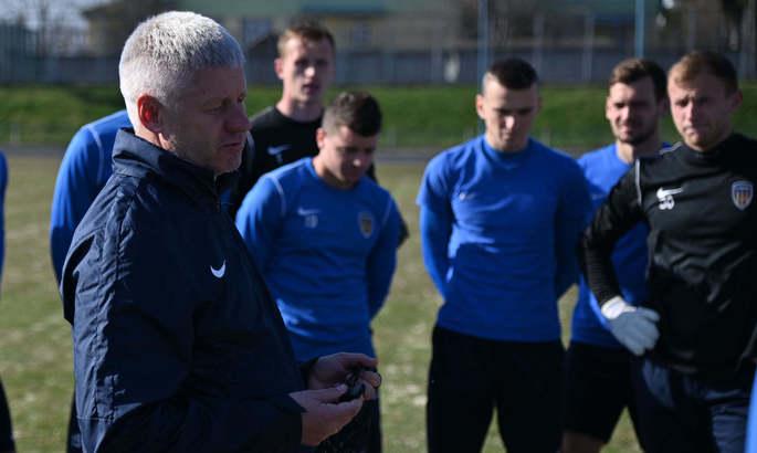 Первая лига. Агробизнес минимально побеждает Черноморец благодаря пенальти