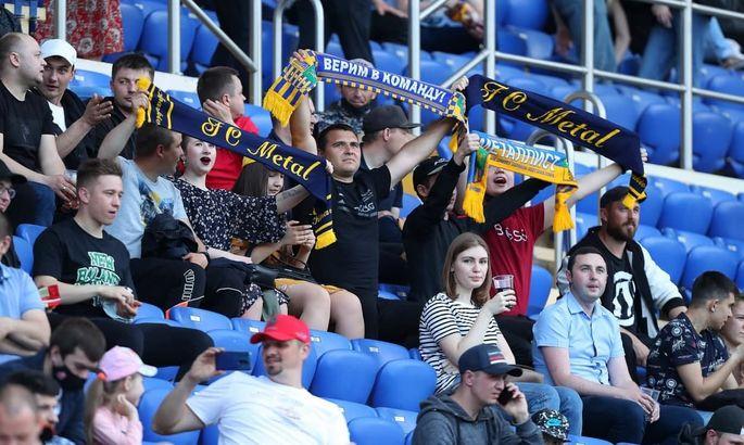 Вторая лига. Металл досрочно первый, Кривбасс и Ужгород тоже сделали серьезные шаги к Первой лиге - обзор субботних матчей 22-го тура