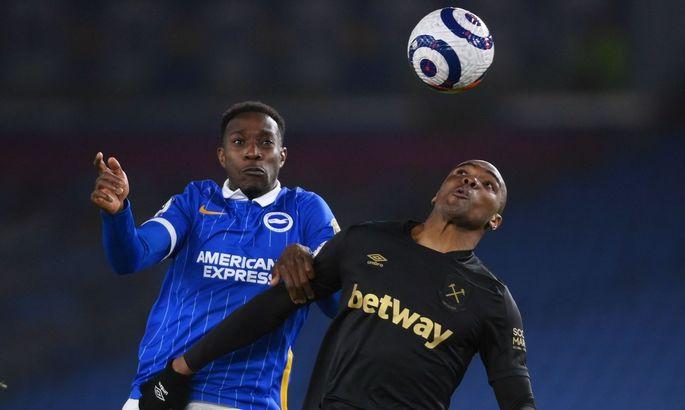АПЛ. Вест Хэм выпадает из борьбы за Лигу чемпионов