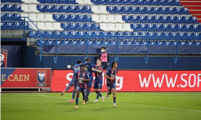 Клермон впервые в истории вышел в элитный дивизион чемпионата Франции