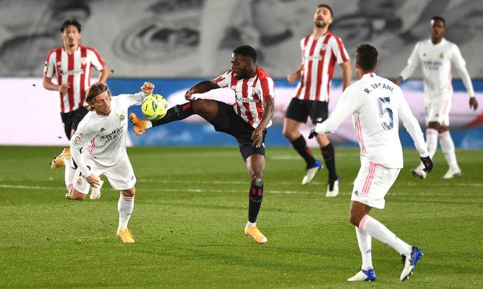 Атлетик - Реал. Анонс и прогноз матча Примеры на 16 мая