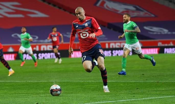 Лига 1. Лилль подпускает ПСЖ вплотную, Монако сохранил третье место, хет-трик Милика