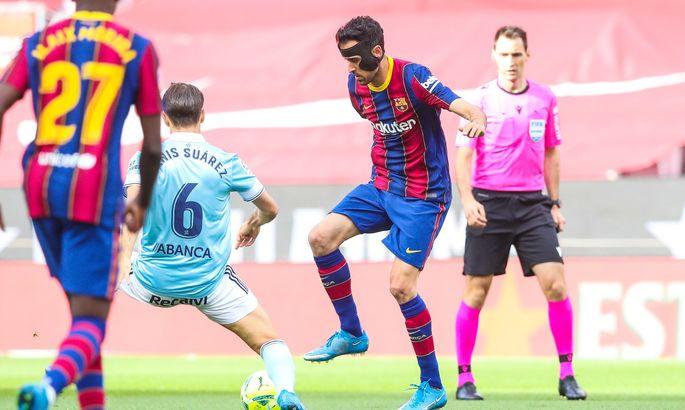 Позорный финиш. Барселона - Сельта 1:2. Видео голов и обзор матча