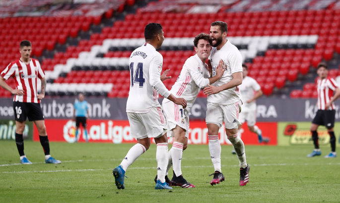 Реал в гонитві за лідерством зустрічається з Леванте. Текстова трансляція матчу