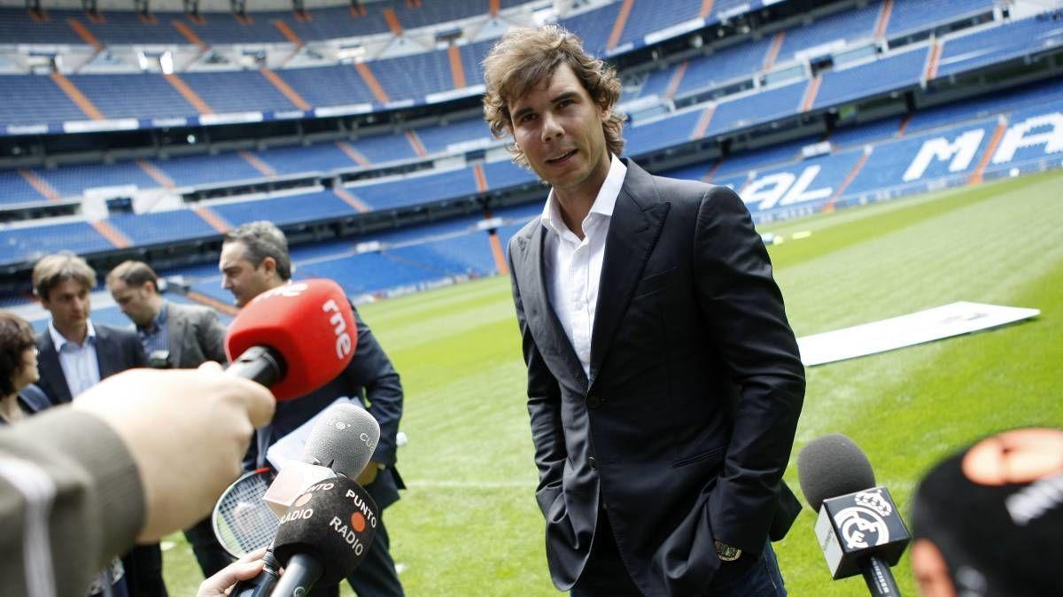 Надаль відразу ж після свого нагородження поцікавився результатом матчу Атлетік – Реал - изображение 2