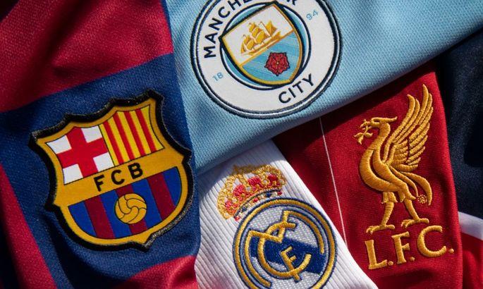 Рейтинг самых дорогих футбольных брендов мира: Реал выше Барселоны, МЮ опередил Баварию и Сити