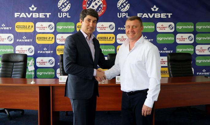 Александрия представила нового главного тренера