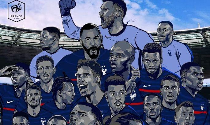 Официально: Бензема спустя 5 лет вернулся в сборную Франции. Список Дешама
