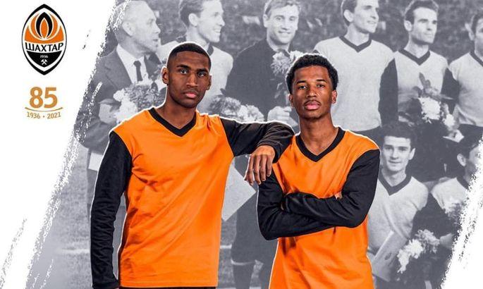 Первая оранжево-черная. Шахтер к 85-летию клуба воссоздал форму 1961 года