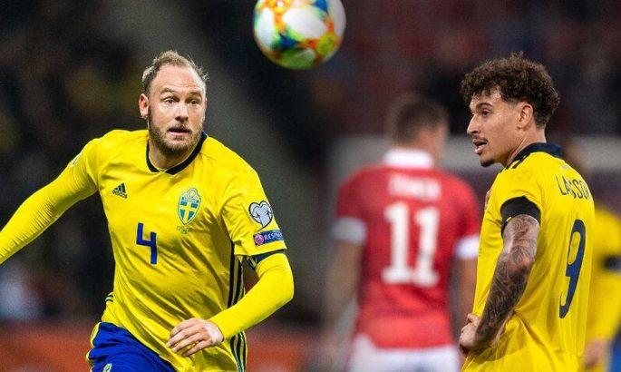 Без Златана. Збірна Швеції оголосила заявку на Євро-2020