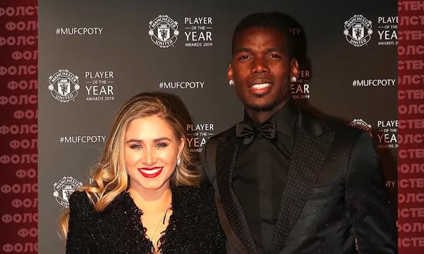 Как Погба разозлил Моуриньо и чем особенная жена хавбека Манчестер Юнайтед