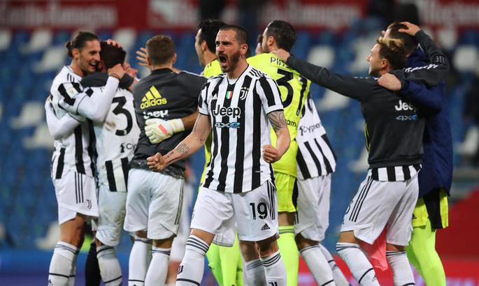Наполі - Ювентус в центральному матчі туру Серії А. Текстова трансляція