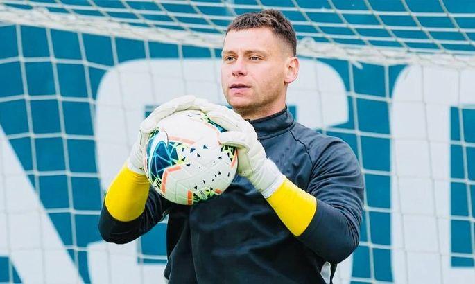 Металл подписал экс-голкипера сборной Украины