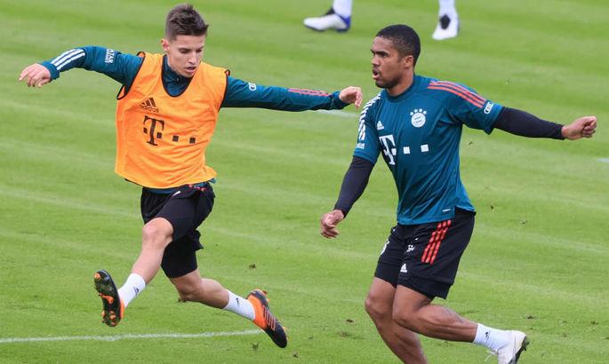 Бавария попрощалась с двумя игроками. Один из них - экс-футболист Шахтера