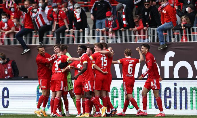 Унион Берлин в еврокубках, Дортмунд третий, Вердер и Шальке вылетают. Итоговая таблица Бундеслиги