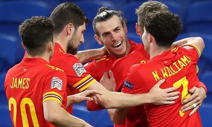 Сборная Уэльса второй раз за пять лет вышла в плей-офф Евро