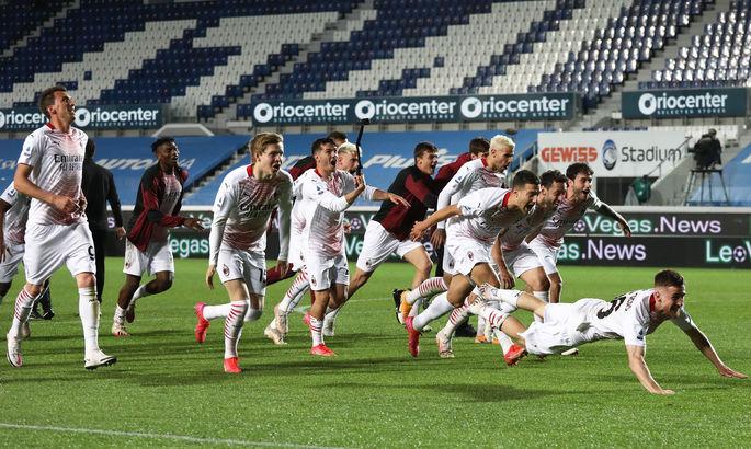 Серебро было так близко. Аталанта - Милан 0:2. Видео голов и обзор матча
