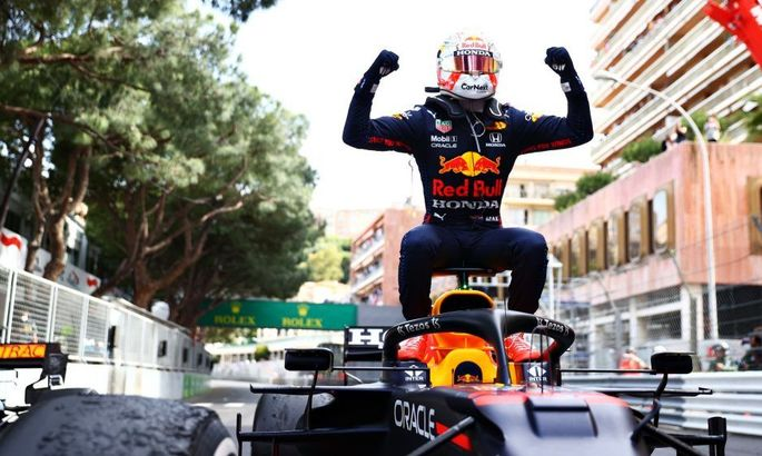 Формула-1. Ферстаппен победил в гонке Гран-при Франции, Хэмилтон - второй
