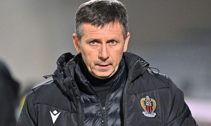 Ницца уволила сменщика Виейра – клуб заинтересован в приглашении тренера нового чемпиона Франции