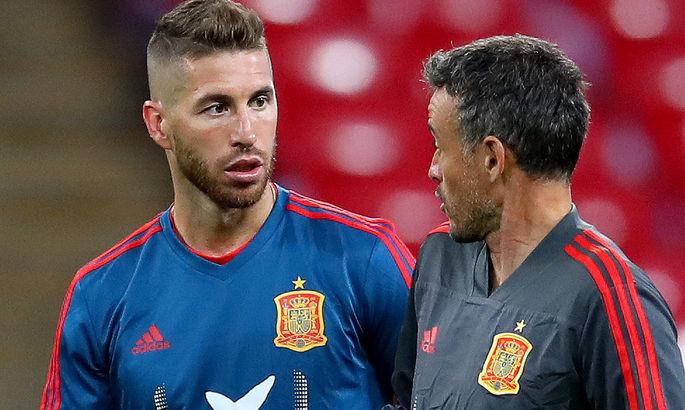 Ни одного футболиста Реала: Луис Энрике объявил заявку сборной Испании на чемпионат Европы