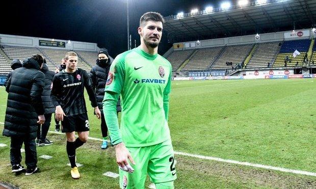 Голкипер Василь продолжит карьеру во второй Бундеслиге