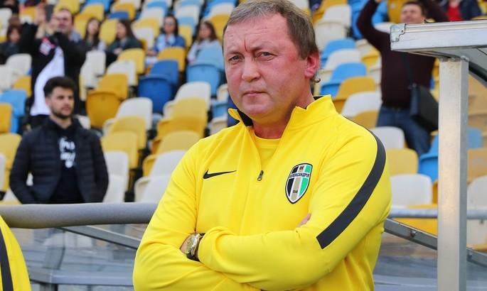 Шаран відмовився від пропозиції очолити одного із аутсайдерів УПЛ