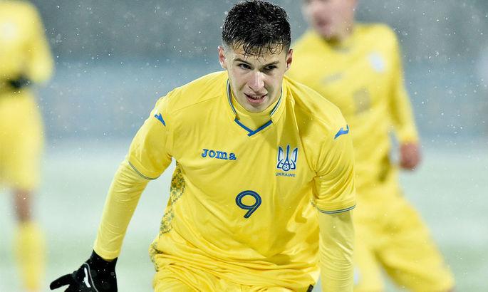 Кухаревич: У меня повреждена боковая связка колена, в сборной U-21 решили не рисковать
