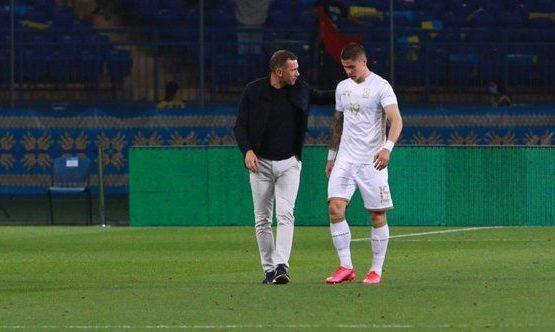 Денис Попов: В сборной все на позитиве, и неважно, из Динамо ты или Шахтера