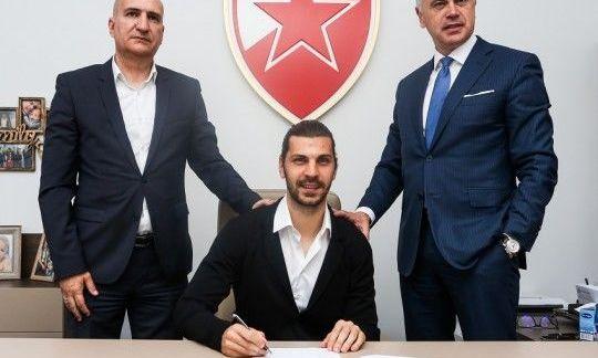 Экс-игрок киевского Динамо перешел в Црвену Звезду