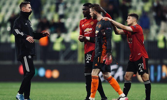 Давид де Хеа не отражает пенальти 5 лет - собралось 36 голов