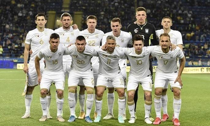Збірна України зберігає місце в ТОП-25 найкращих команд світу