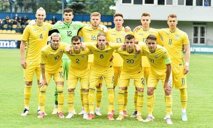 Стало відомо, коли українська молодіжка проведе перший домашній матч відбору Євро-2023