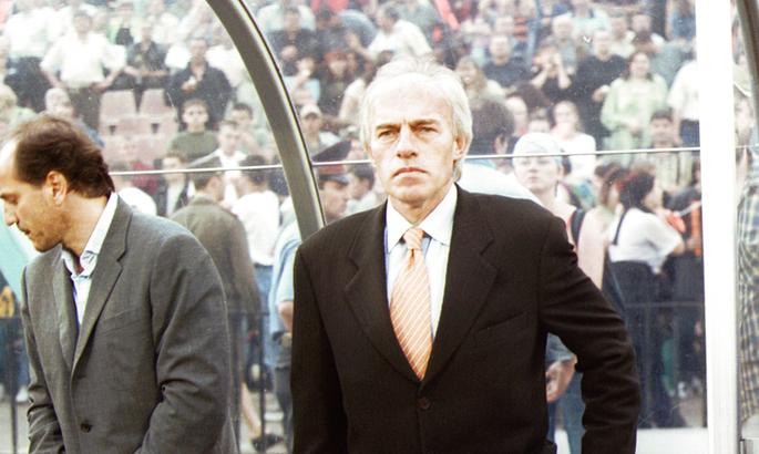 Первый итальянец в Шахтере. Невио Скала сделал клуб чемпионом, но после провалился в Европе