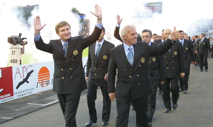 Первый итальянец в Шахтере. Невио Скала сделал клуб чемпионом, но после провалился в Европе - изображение 5
