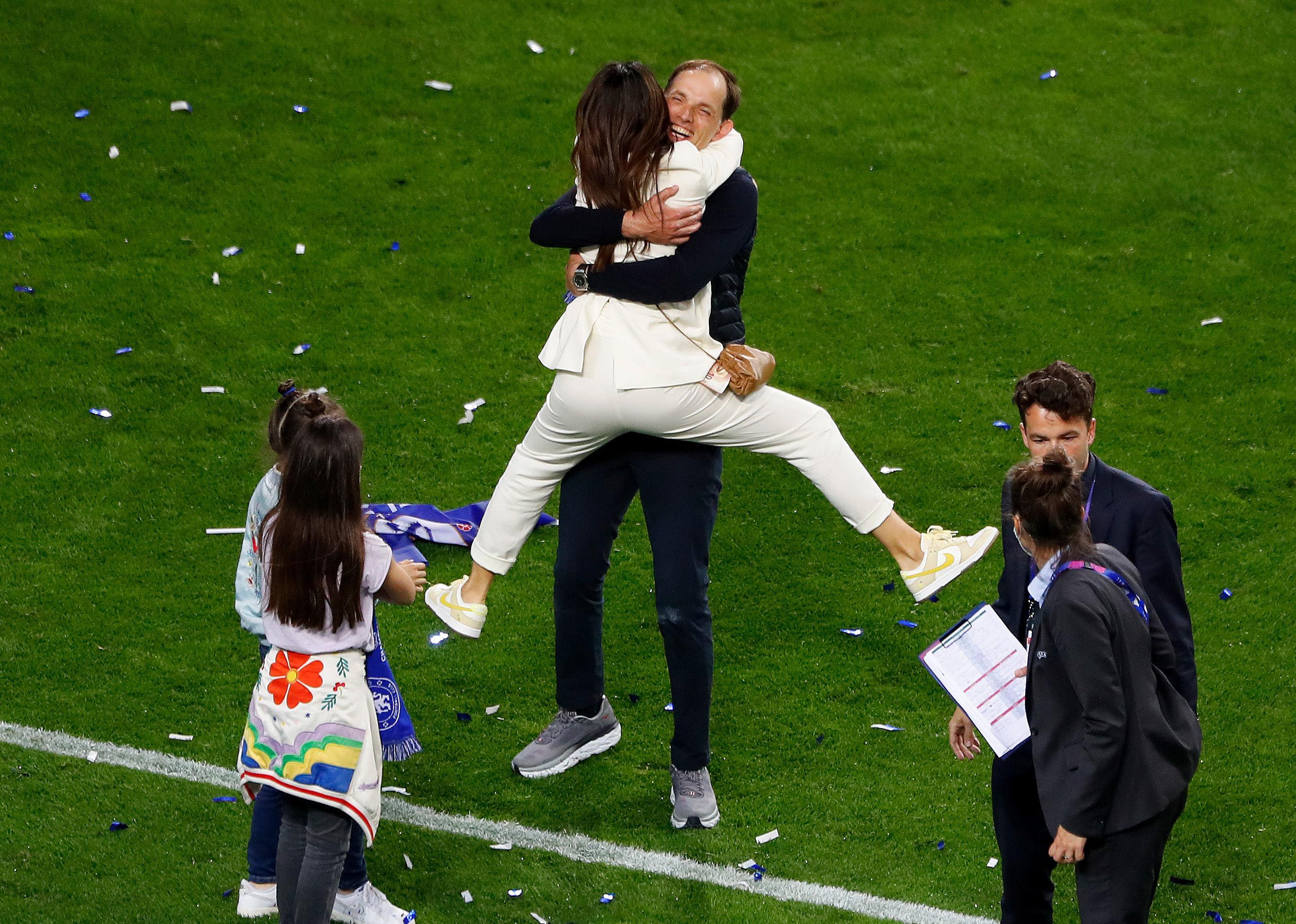 Безумный Тухель, раздавленный Зинченко, синий триумф. ФОТО репортаж с финала Лиги Чемпионов - фото 2