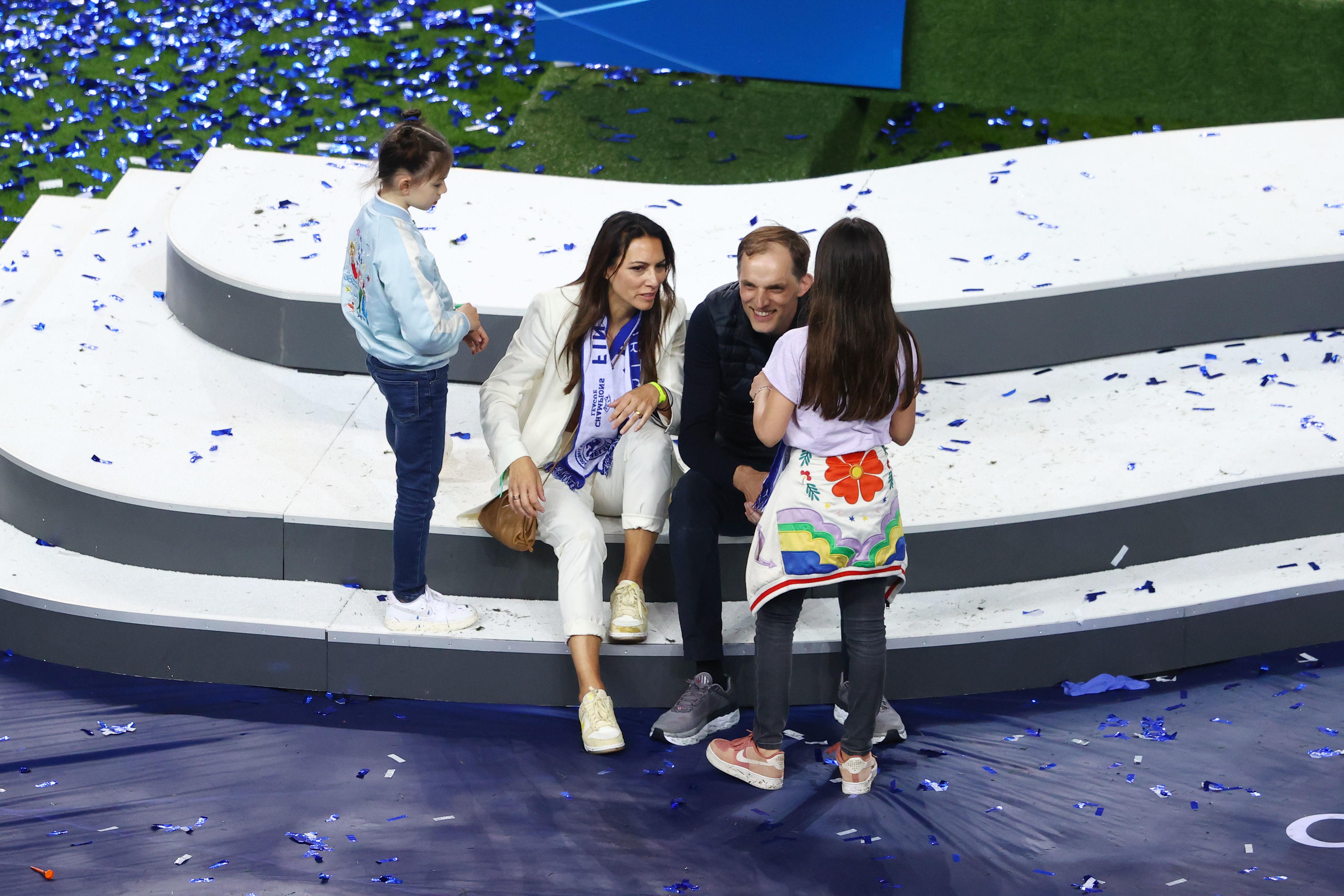 Безумный Тухель, раздавленный Зинченко, синий триумф. ФОТО репортаж с финала Лиги Чемпионов - фото 5
