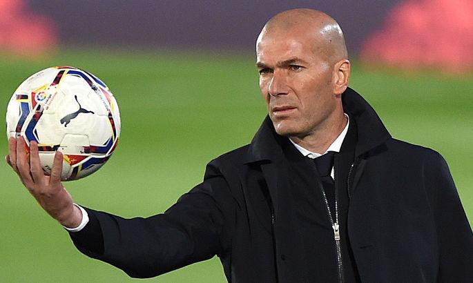 Зидан – об уходе из Реала: Я перестал ощущать доверие и поддержку со стороны клуба