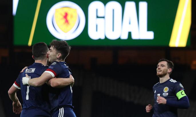UA-Футбол представляет участника Евро-2020: Шотландия