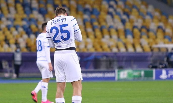 Герой футбольного дня. Илья Забарный