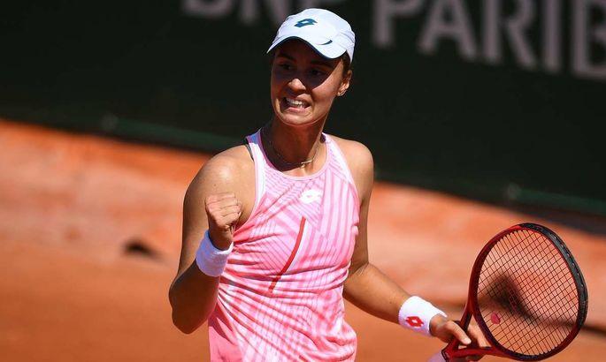 Калініна встановила особистий рекорд в рейтингу WTA