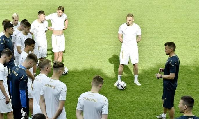 Украинская молодежка отправилась в Турцию на товарищеский матч