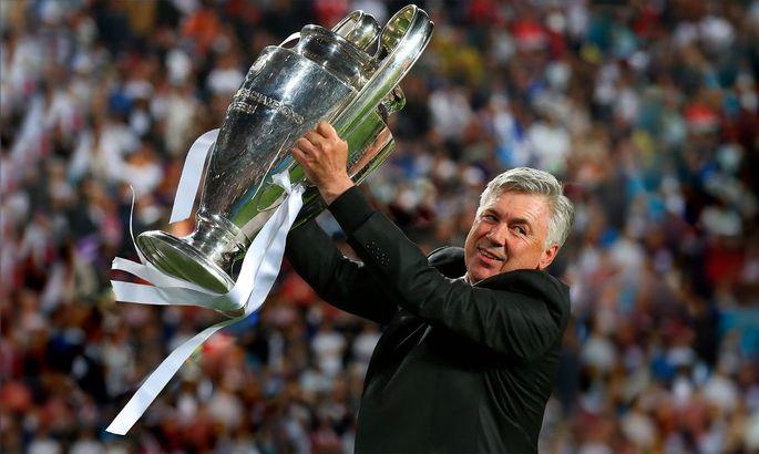 Італійський тренер очолив Реал