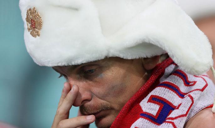 Дания не пускает болельщиков России на матч Евро