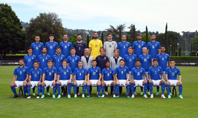 UA-Футбол представляет участника Евро-2020: Италия
